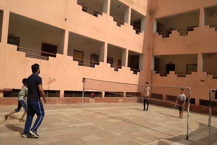 Lifeline Public School-Outdoor Games