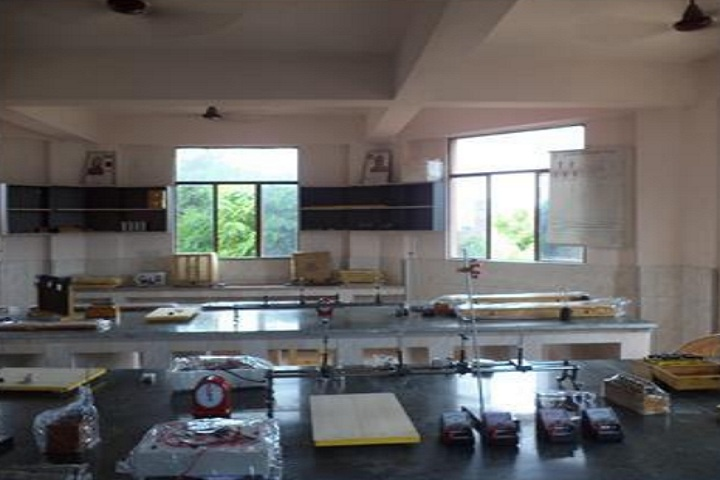 Lifeline Public School-Physics Lab