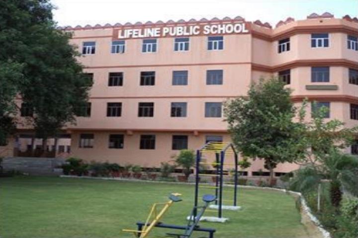 Lifeline Public School-School View