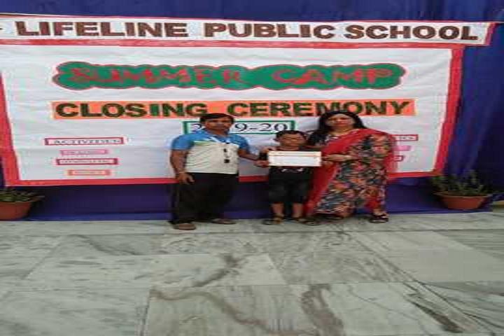 Lifeline Public School-Summer Camp