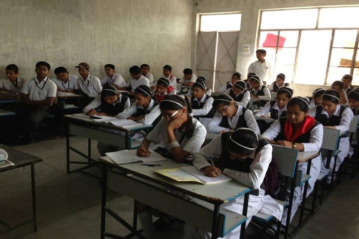 Lilawati Convent School-Classroom