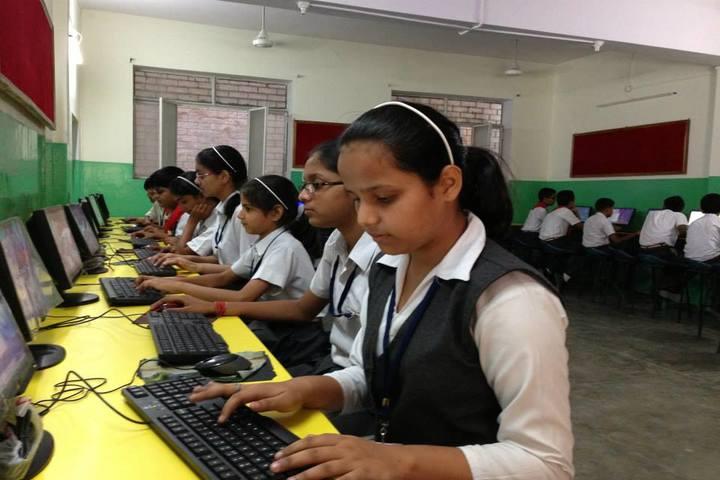 Lilawati Convent School-Computer Lab