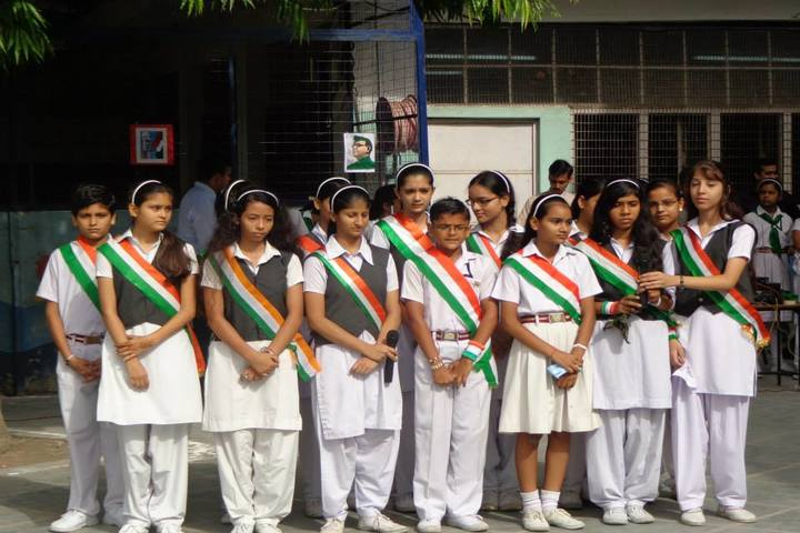 Lilawati Convent School-Independence day