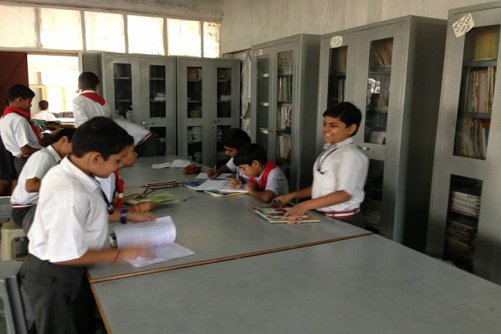 Lilawati Convent School-Library
