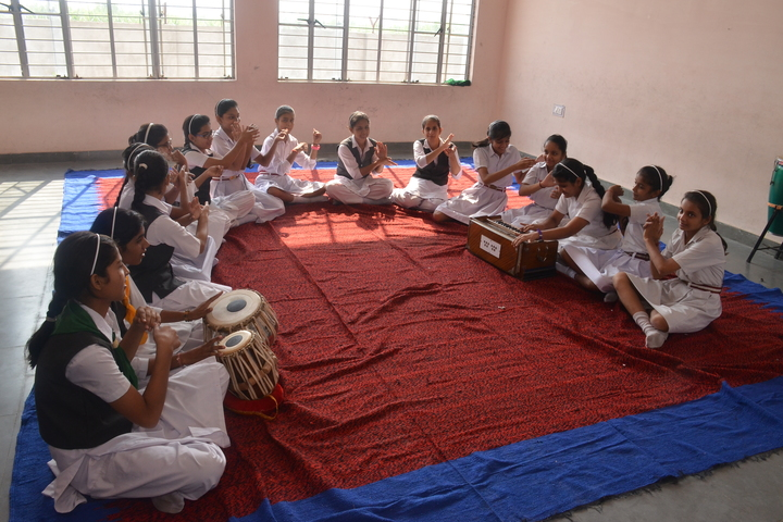 Lilawati Convent School-Music room