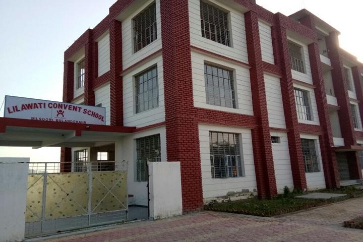 Lilawati Convent School-School