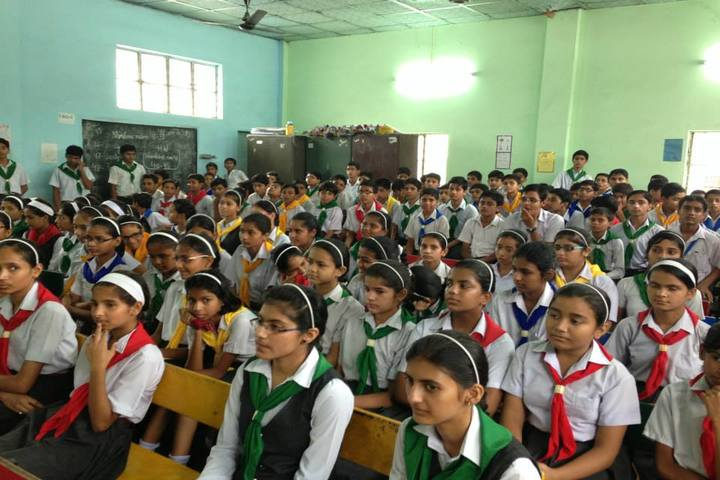 Lilawati Convent School-Seminars