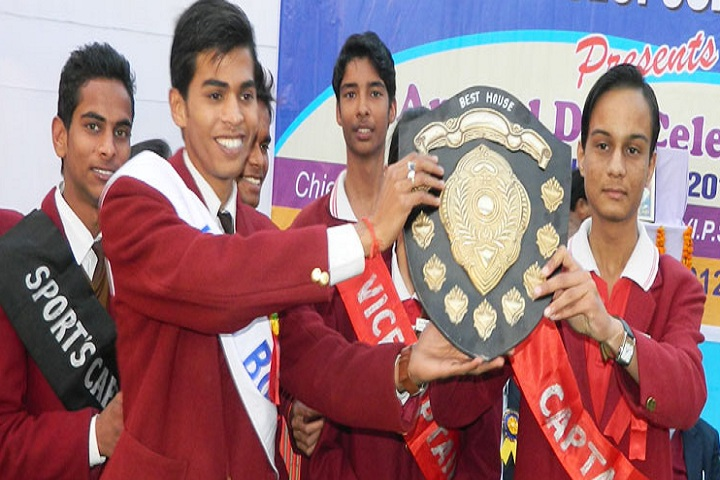 Lions Bal Vidya Mandir Senior Secondary School-Award Presentation