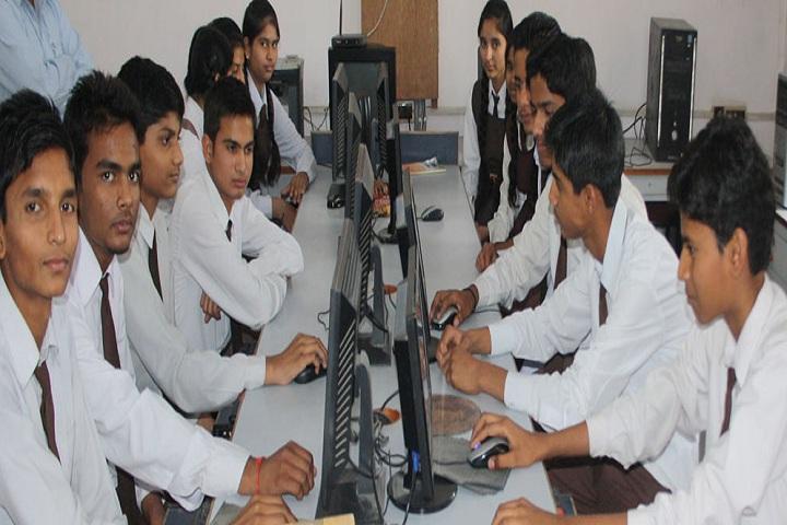 Lions Bal Vidya Mandir Senior Secondary School-Computer Lab