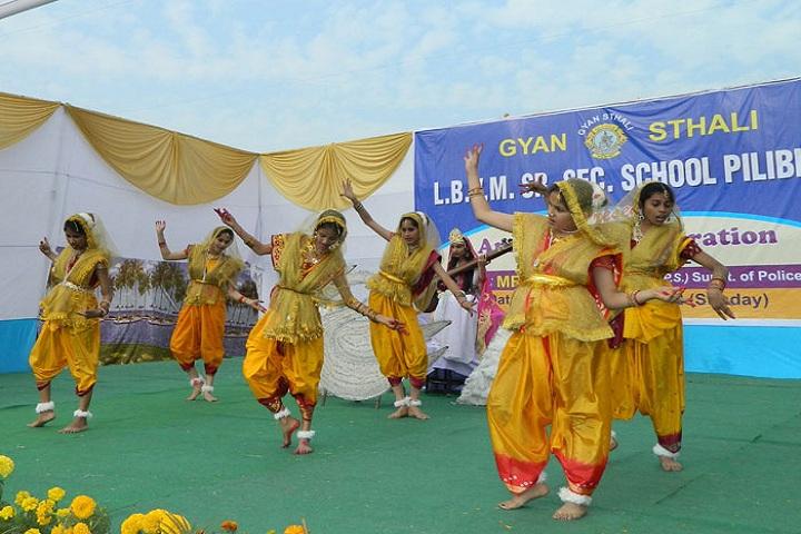 Lions Bal Vidya Mandir Senior Secondary School-Dance