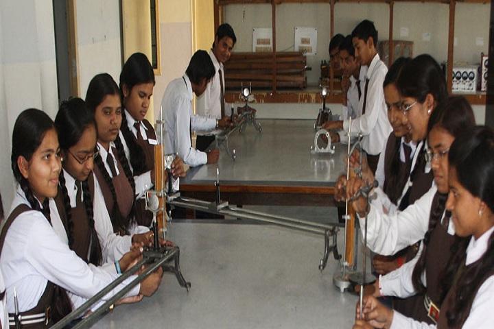 Lions Bal Vidya Mandir Senior Secondary School-Physics Lab