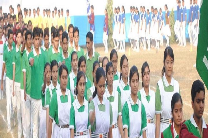 Lions Bal Vidya Mandir Senior Secondary School-School Parade