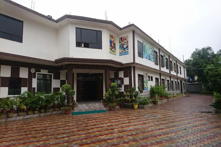Little Angels School-School Building