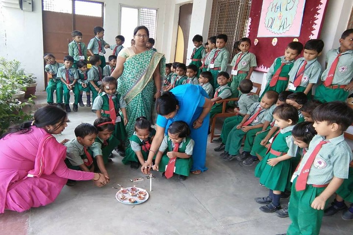 Little Flower Children School-Diwali Celebration