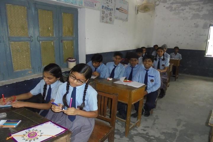 Little Flower Convent School-Classrom
