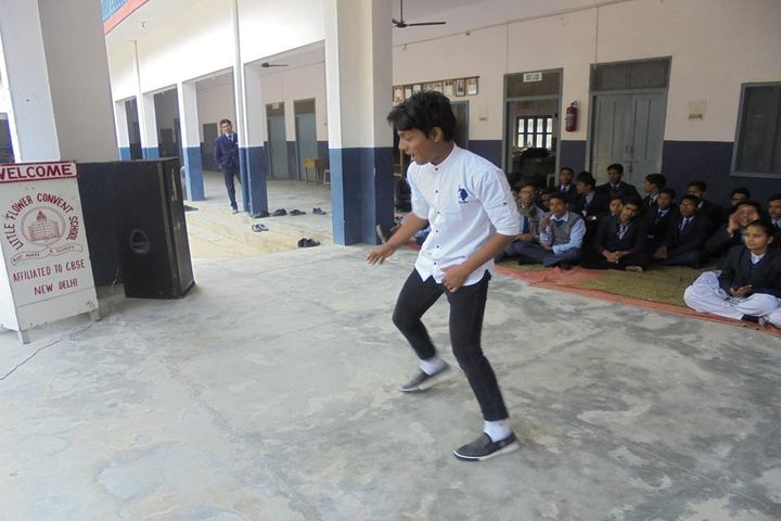 Little Flower Convent School-Dance