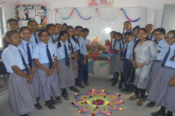 Little Flower Convent School-Diwali-Celebration
