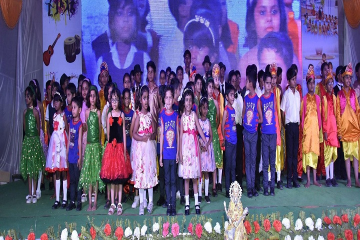 Little Flower International School-Annual day