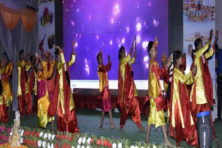 Little Flower International School-Dance