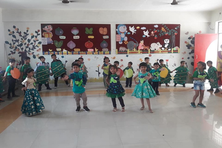 Little Flower International School-Fancy Dress