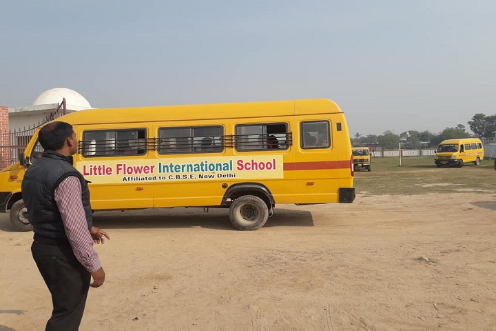 Little Flower International School-Transport