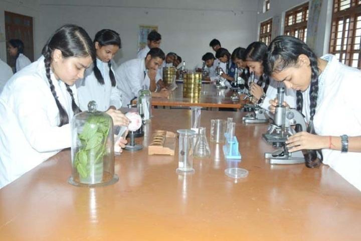 Little Flower School-Biology Lab