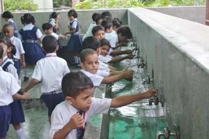 Little Flower School-Drinking Water