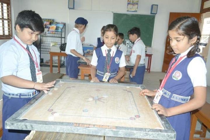 Little Flower School-Indoor Games