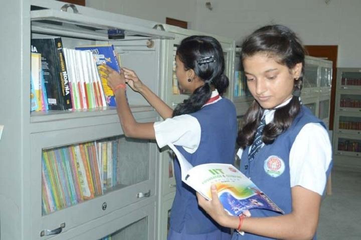 Little Flower School-Library