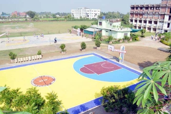 Little Flower School-School View