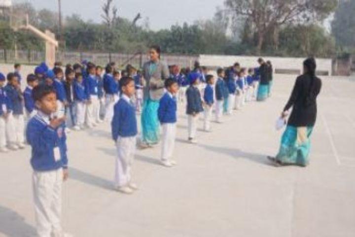Little Flower School-Assembly