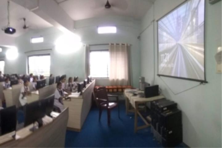 Little Flower School-Smart Class
