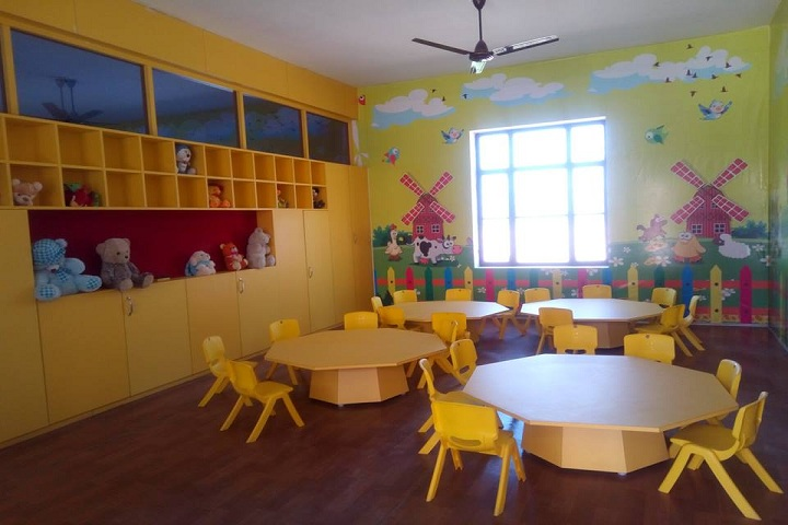 Little Flowers School-Kids Activity Room