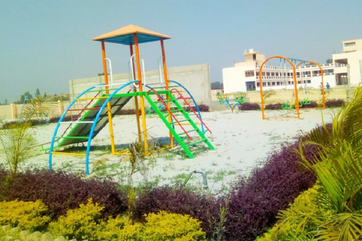 Little Flowers School-Kids Play Area