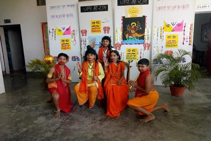 Little Folks Gurukulum-Activity