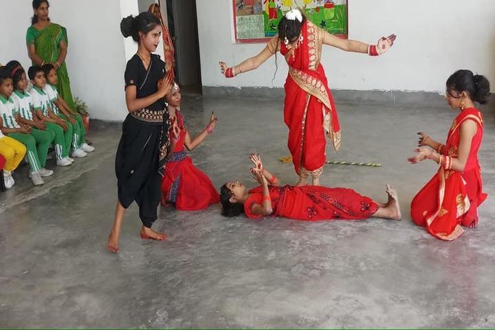 Little Folks Gurukulum-Drama