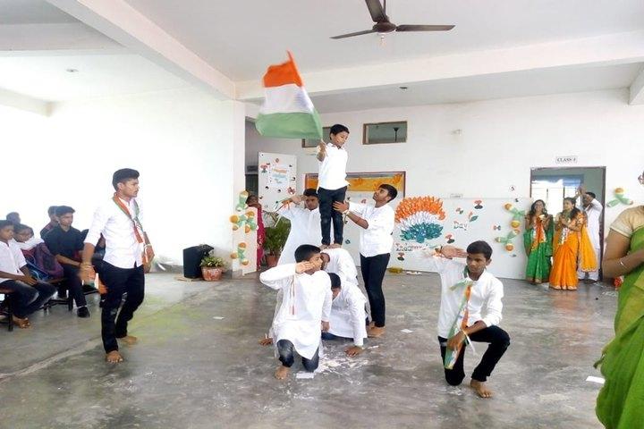 Little Folks Gurukulum-Independence-Day