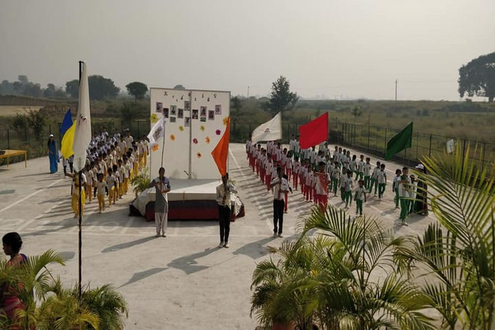 Little Folks Gurukulum-Investiture-Ceremony