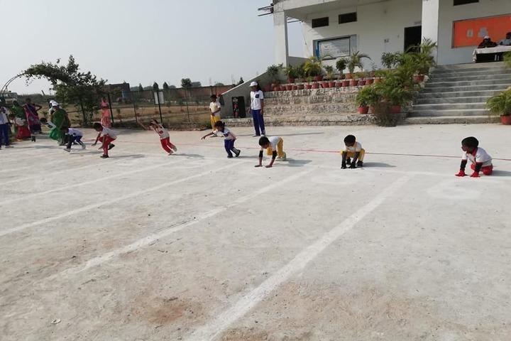 Little Folks Gurukulum-Sports