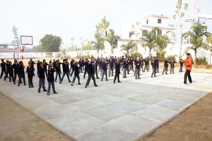 Little Scholars Academy-Karate Activity