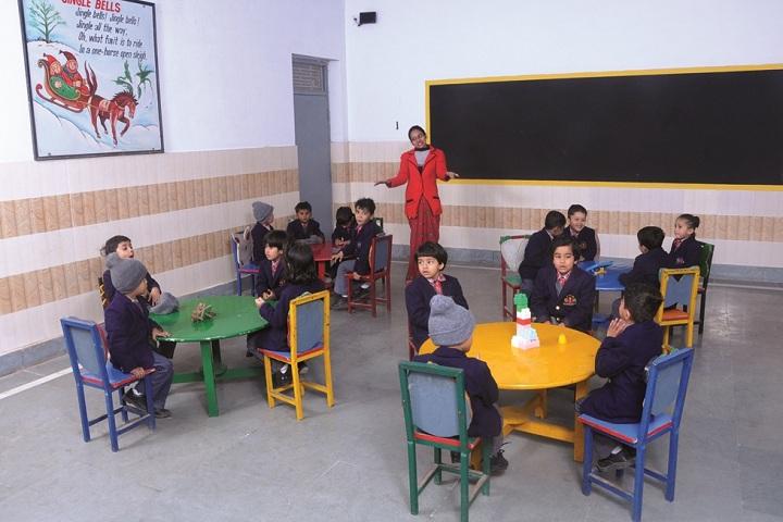 Little Scholars Academy-Kids Classroom