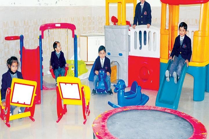 Little Scholars Academy-Kids Play Room