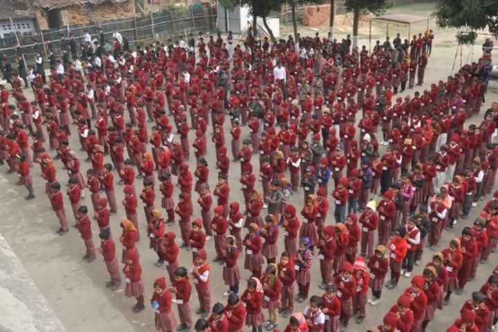 St Stephens School-Assembly