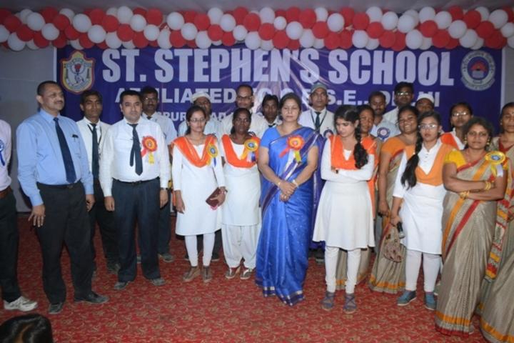 St Stephens School-Celebration