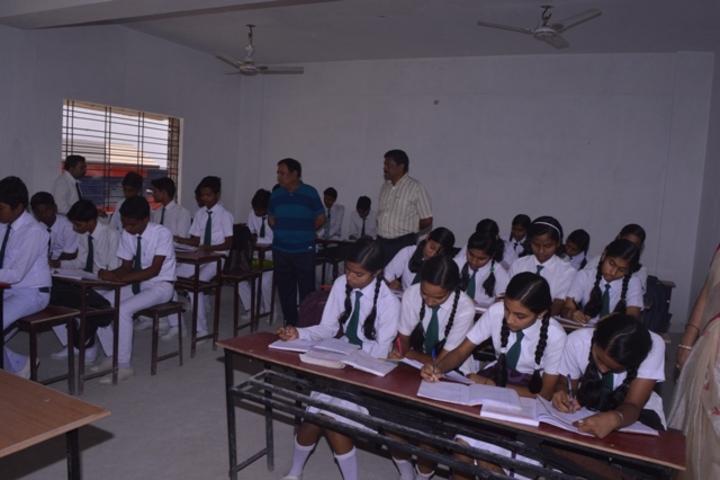 St Stephens School-Classroom