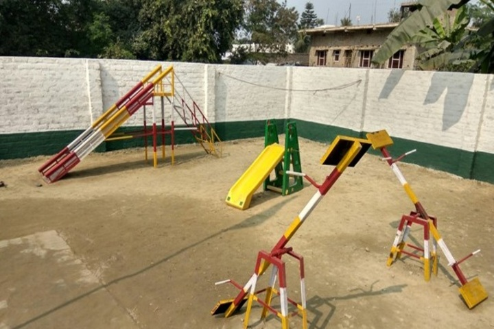St Stephens School-Fun Zone