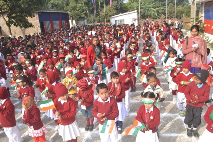 St Stephens School-Independence Day