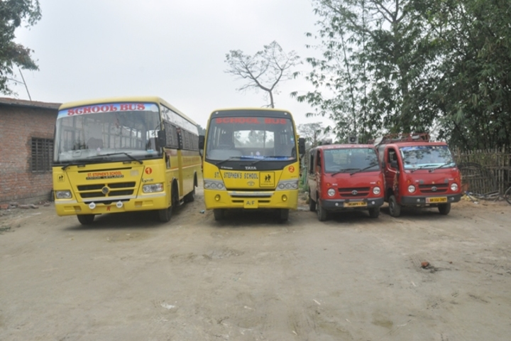 St Stephens School-Transport