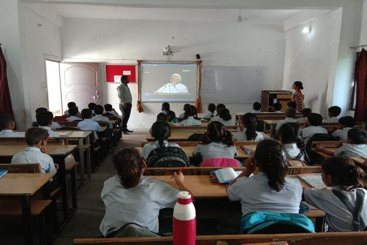 Lord Budha National Public School-Classroom
