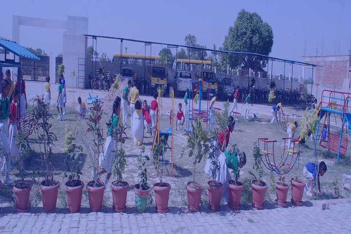 Lord Budha National Public School-Kids Play Area